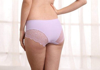 COSOMALL Seamless Invisible Panties