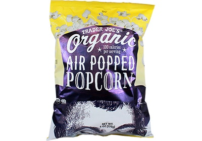 Organic Air Popped Popcorn
