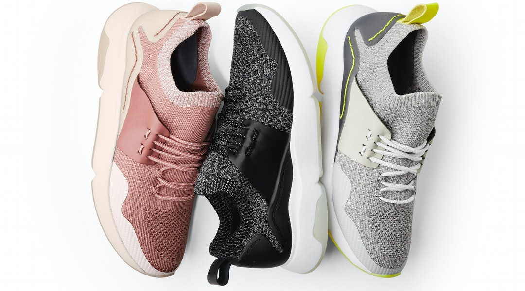 cdbb97f7d Cole Haan's ZEROGRAND Sneakers Are The Sleekest Way To Reach Your ...