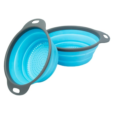 Comfify Collapsible Colander (2 Pack)