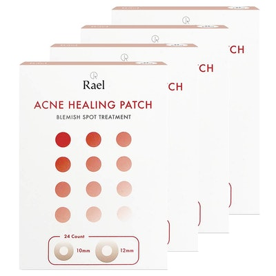 Rael Hydrocolloid Acne Patches