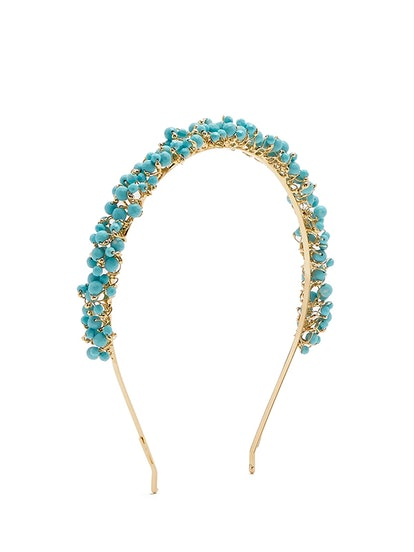 Bouquet Bead-Embellished Headband