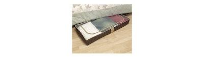 Household Essentials Under Bed Storage Chest - Brown