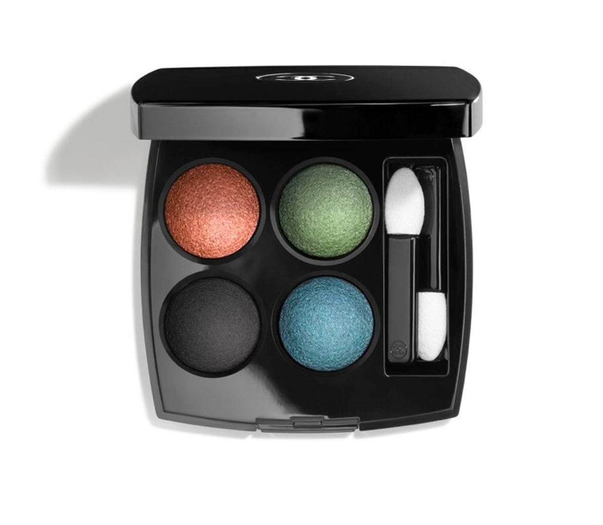 "Les 4 Ombres Multi-Effect Quadra Eyeshadow in ""306 Spendeur et Audace"""
