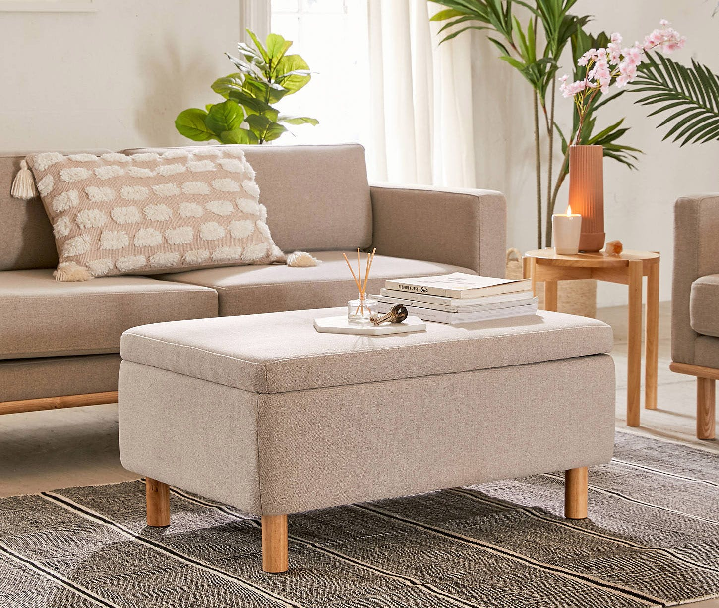 10 Storage Benches Under 100 That Will Declutter Your Home Instantly