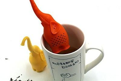 Thappymart Elephant Tea Infuser