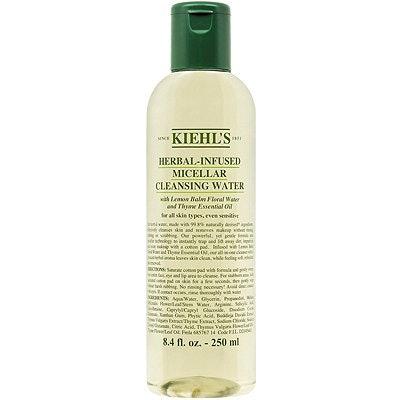 Kiehl's Since 1851 Herbal-Infused Micellar Cleansing Water