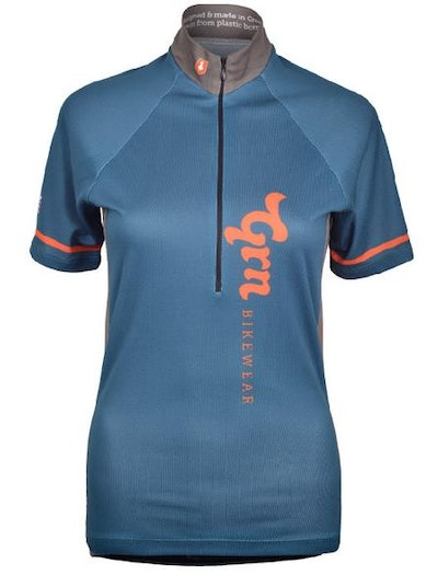 The Real GRN Cycle Women's Jersey
