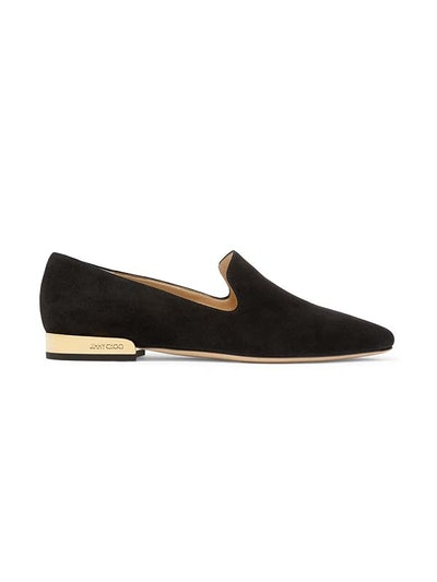 Jaida Suede Loafers