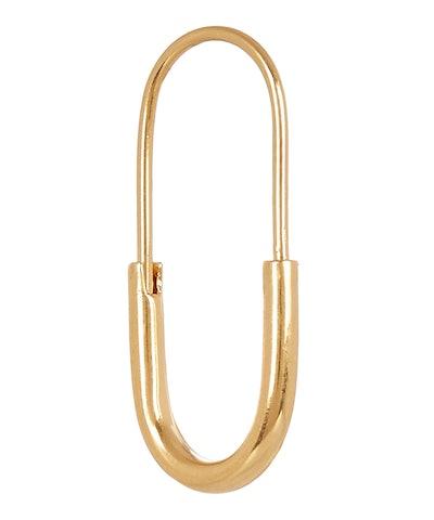 Maria Black Gold-Plated Chance Mini Earring