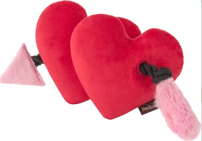 P.L.A.Y. Pet Lifestyle and You Puppy Love Fur-Ever Hearts Dog Toy