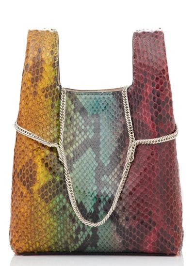 Tie-Dye Mini Chain Bag