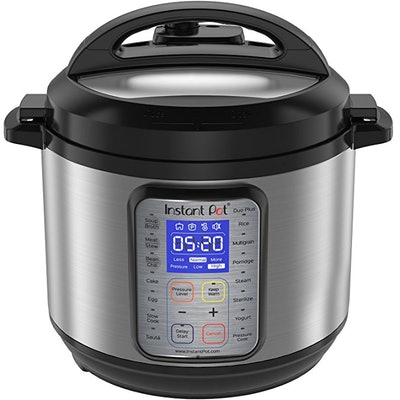 Instant Pot 6-Quart Pressure Cooker