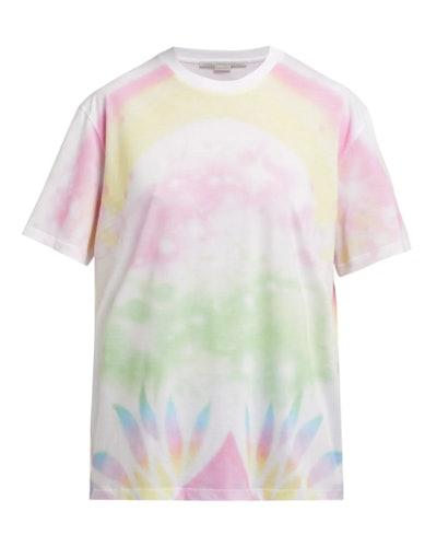Tie-Dye Cotton Shirt
