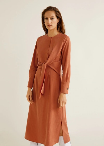 Knot Soft Dress