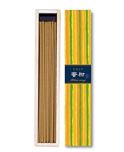 Kayuragi Mikan Orange Incense