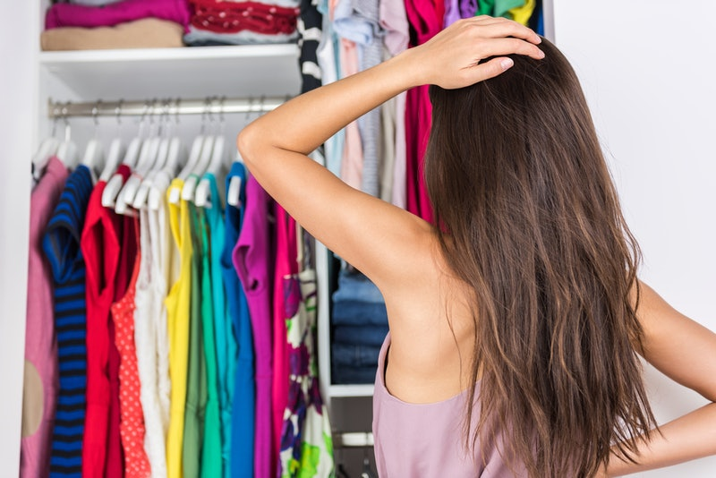 10 Tips For Getting Rid Of Clothes When You Find It Difficult To Let Go Of  Things