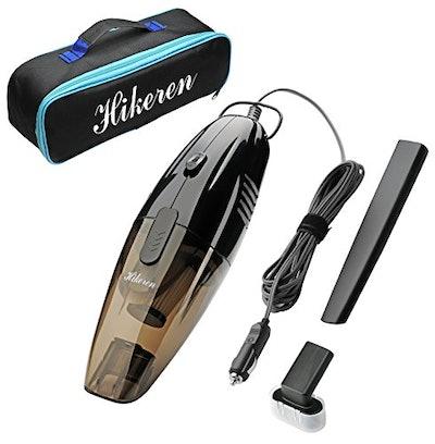 Hikeren Mini Handheld Cordless Car Vacuum Cleaner