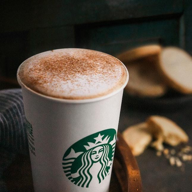 How Long Is Starbucks' Cinnamon Shortbread Latte Available