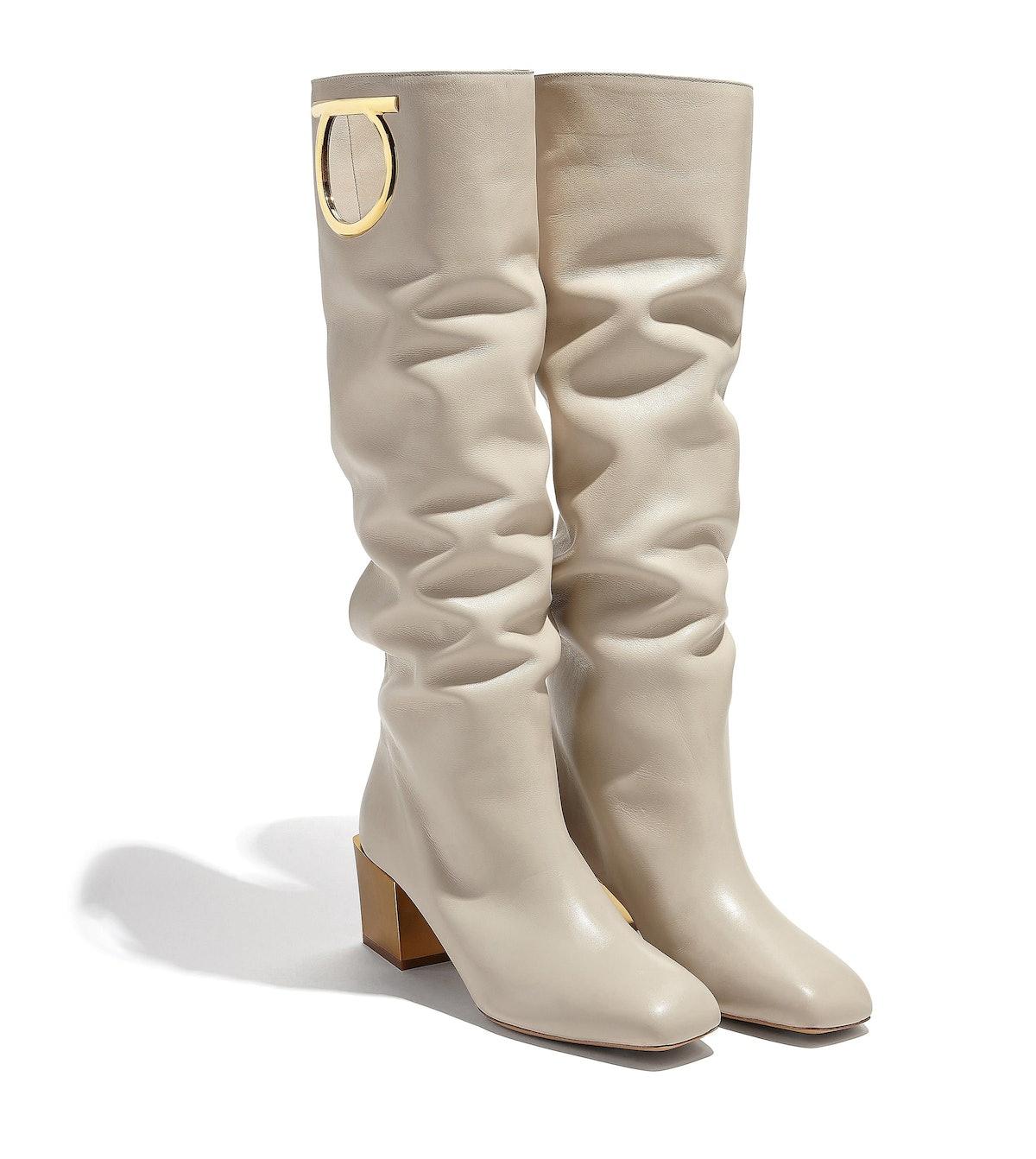 Mirror Heel Boot
