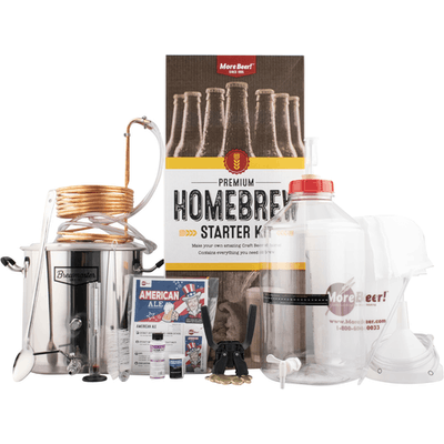 Premium Home Brewers Kit