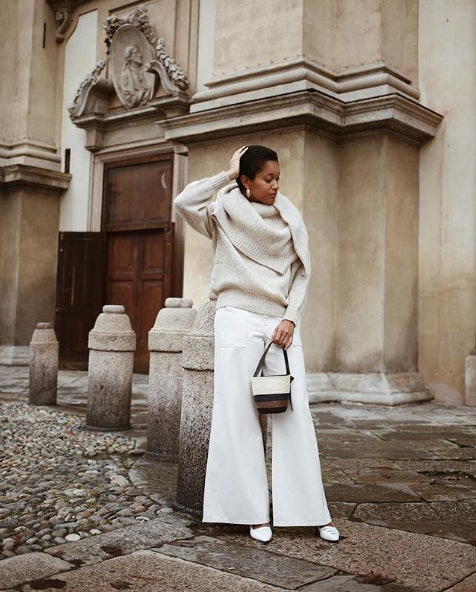 9975a4fad0c3 How To Wear Neutrals And Embrace 2019's Monochrome Trend