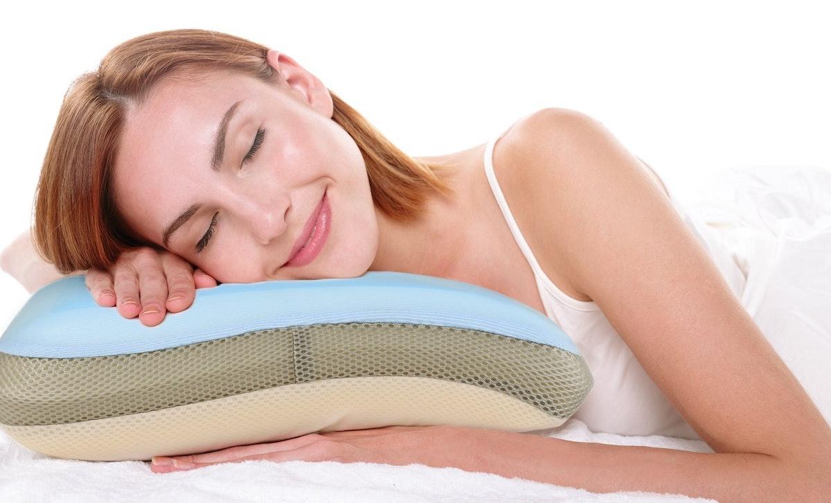 TruContour Memory Foam Pillow