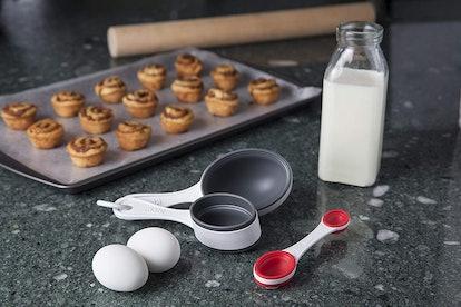 Mobi Silicone Measuring Spoons