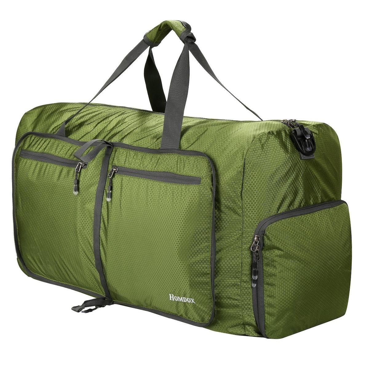 Homdox Foldable Duffle Bag
