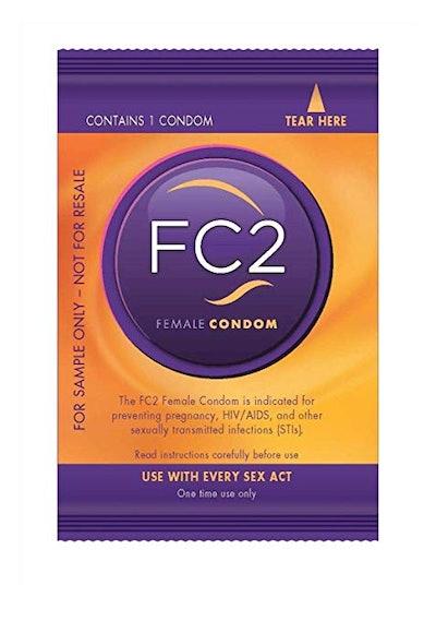 FC2 Condoms (3 pack)