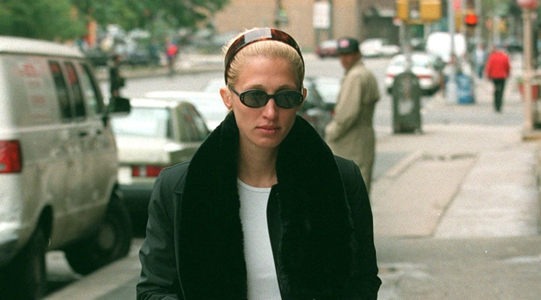 d9d6aea5c0f Sunglasses Inspired By Carolyn Bessette-Kennedy Are Super On Sale At Lisa  Says Gah