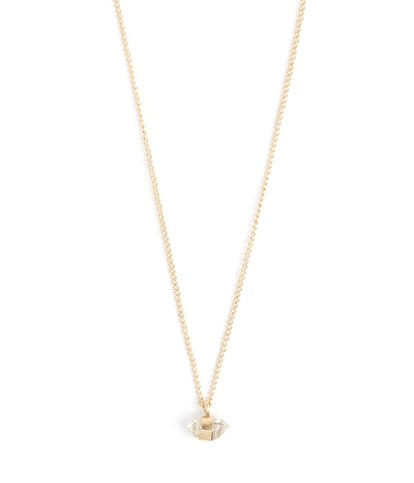 Drop Mini Hermiker Necklace