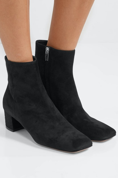 Trish 45 Suede Ankle Boots