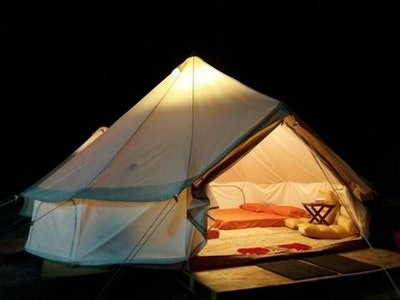 Bell Tent 6 Person 3 Season Tent