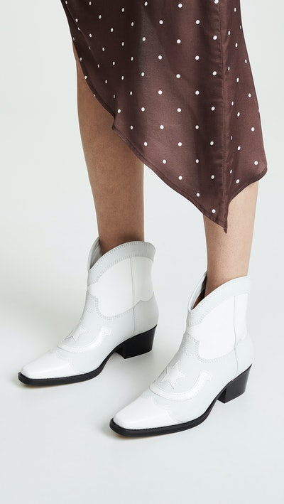 Low Texas Boots