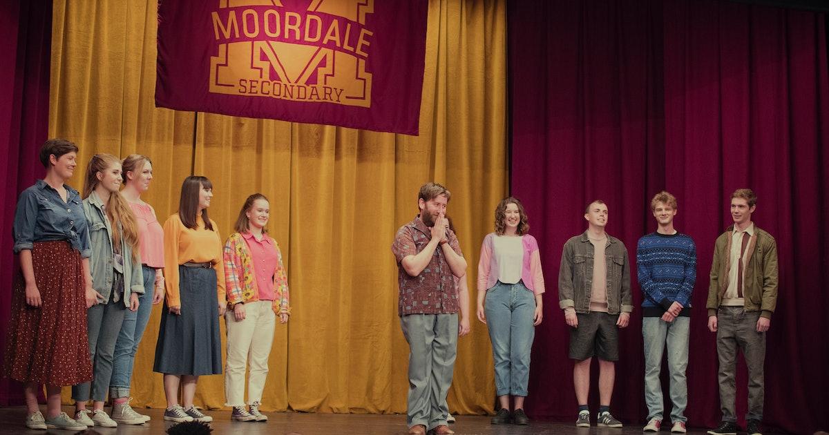 Moordale Secondary From 'Sex Education' Isn't A Real School, But It Definitely Feels Like One