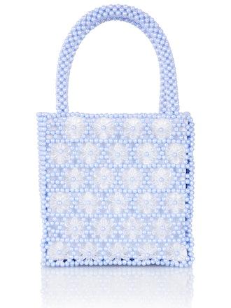 Venezia Floral Beaded Bag