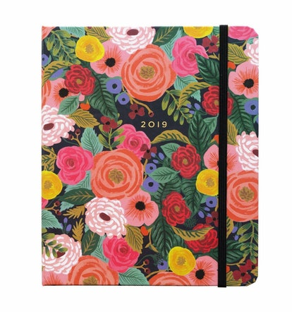 2019 Juliet Rose 17-Month Planner