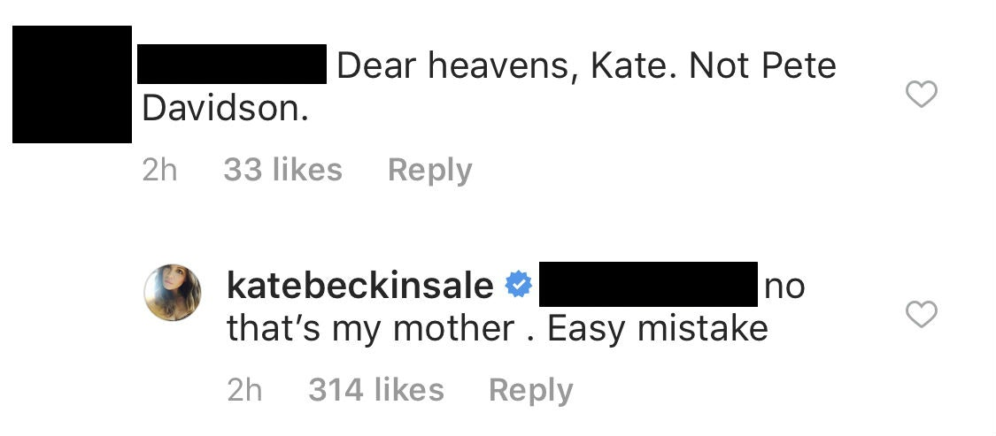 Kate Beckinsale Responded To Criticism Over Those Pete