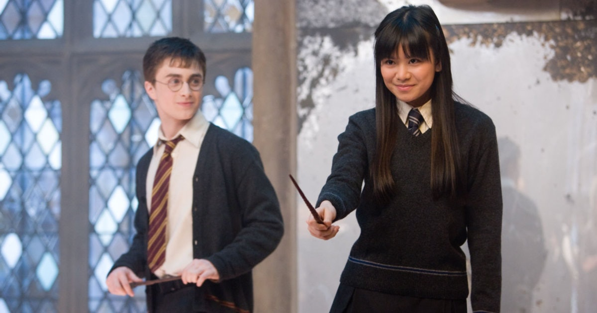 Harry Potter's Treatment Of Cho Chang Was Selfish, Insensitive & Actually Toxic AF