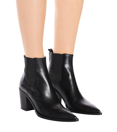 Romney Leather Chelsea Boots