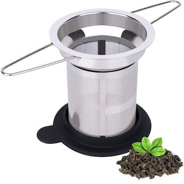 House Again Extra Fine Mesh Loose Leaf Tea Infuser