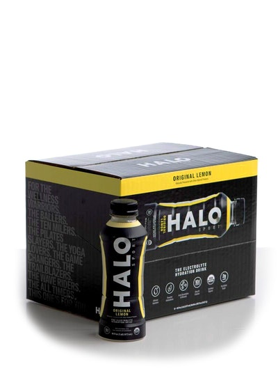 Halo Sport Original Lemon 12-Pack