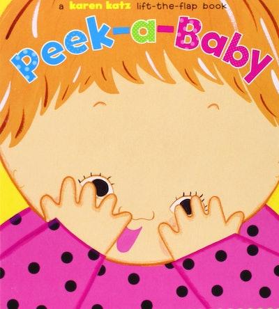 'Peek-a-Baby' by Karen Katz