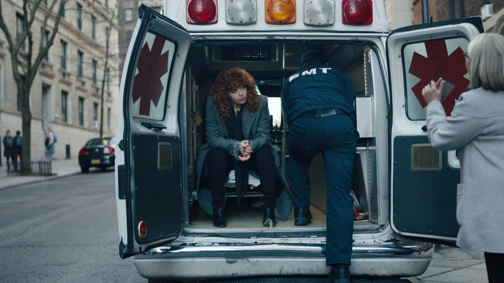 The 'Russian Doll' Season 1 Trailer Is The Dark Comedy You