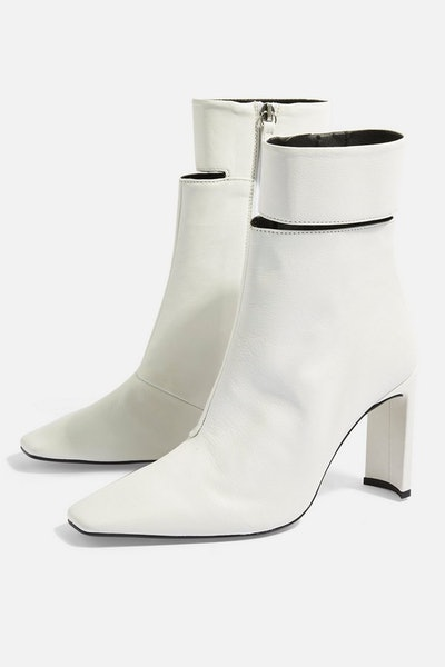 Hendrik High Ankle Cuff Boots