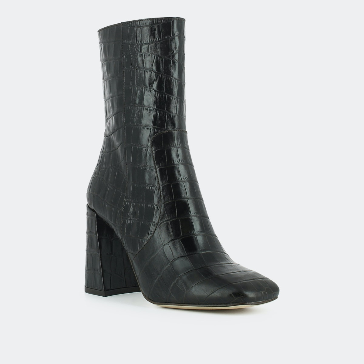 Boots Lucky Brown