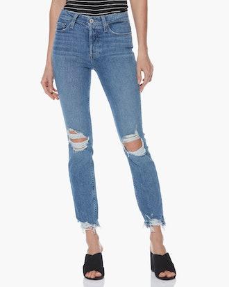 Vintage Hoxton Ankle Peg Jeans