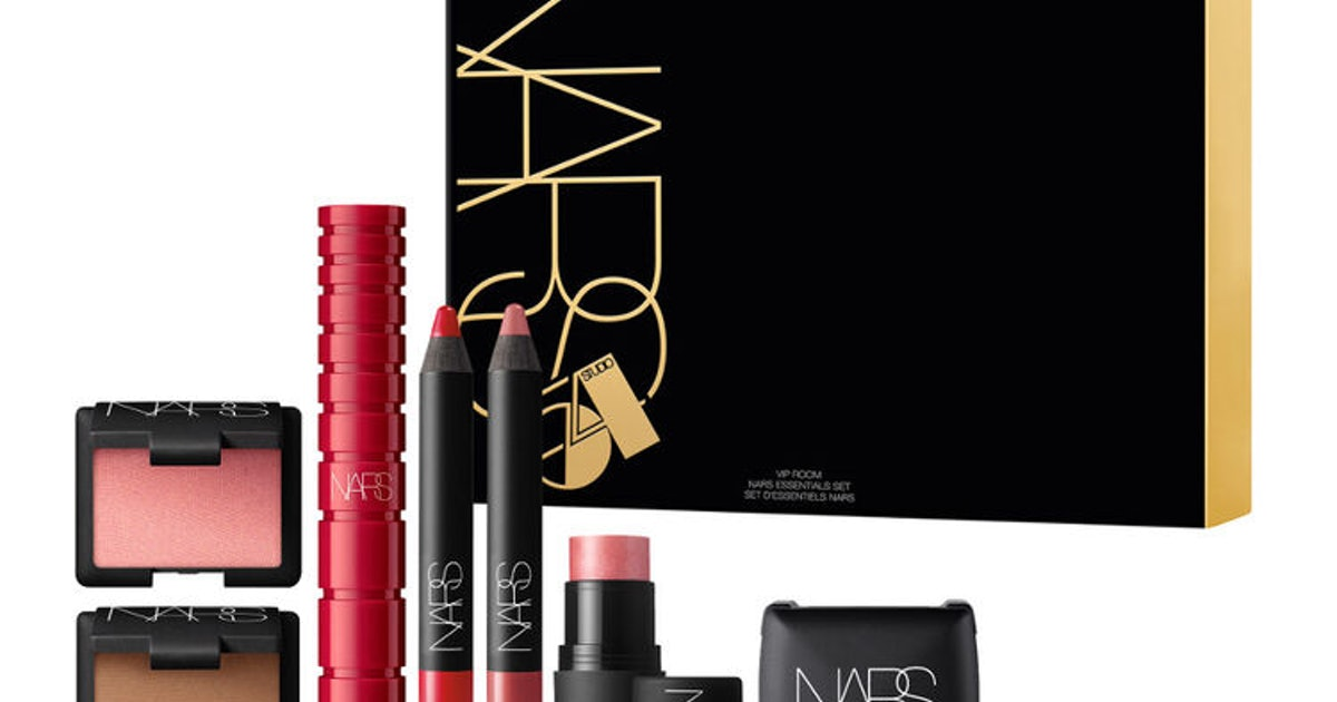 Studio 54 For NARS Is The '70s-Inspired Holiday Collection You've Been Waiting For