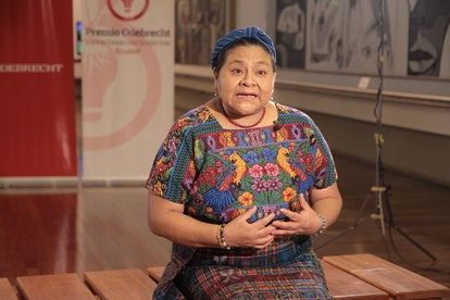 As an activist, Rigoberta Menchú shed light on the conditions of indigenous women in Guatemala.